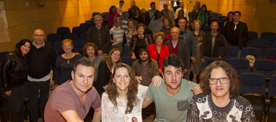 """Presentación """"Despertar"""" en Sala Sgae Valencia"""