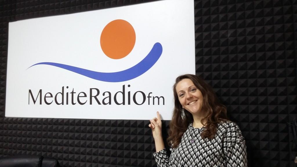 Entrevista en Mediteradiofm 101.9 (1-12-2016)