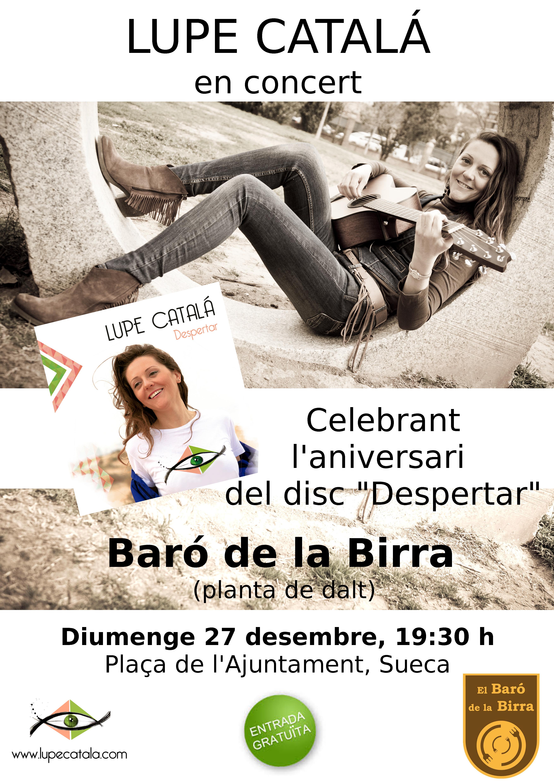Baró de la Birra (27 diciembre, 19:30h)